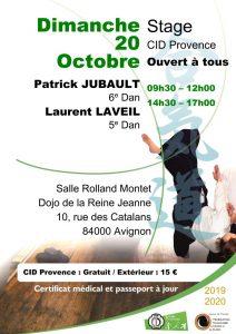 Read more about the article Stage CID Provence Ouvert à tous – Avignon (84)