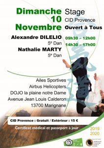 Read more about the article Stage CID Provence ouvert à tous – Marignane (13)